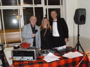 Burns Night DJ Pic
