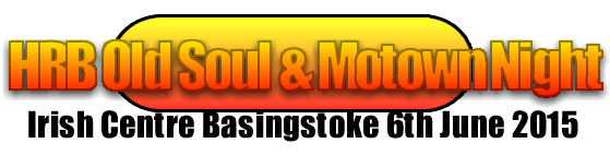 Soul and Motown Evening Logo