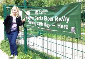 Magna Carta Festival Here